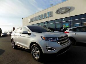 Ford Edge SEL 2015 AWD cuir, toit gps navigation