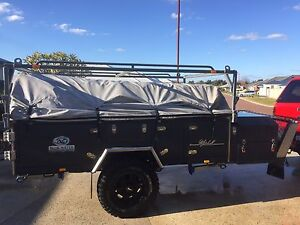Blue water camper Mitchell off road Canning Vale Canning Area Preview