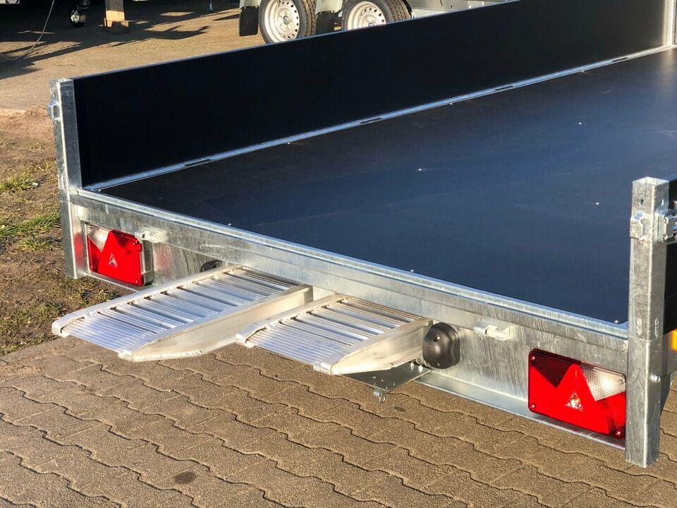 Anhänger⭐Saris Transporter PL 306 184 2700 kg 30 cm Rampenschacht in Schöneiche bei Berlin