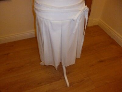 Florence Reed (Women's Florence Reed size 8 skirt Cream)