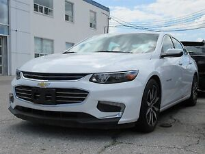 2016 Chevrolet Malibu LT Leather, Sunroof, Navigation, Alloys