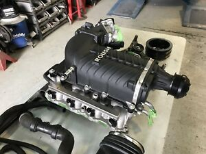 2011-14 mustang gt coyote ROUSH TVS 2300 supercharger 'n
