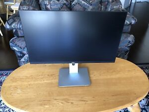 """Dell U2715H 27"""" Monitor - 2560x1440"""