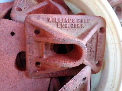 Williams Concrete Form Hardware Taper Washers Coil Ties Lifting Eyes