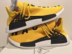 Adidas NMD Pharrell HU Human Race Yellow US Size9.5 EUR43 DS Chippendale Inner Sydney Preview