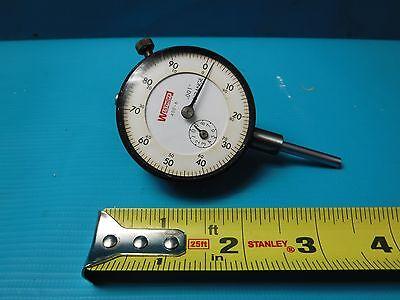 Used Westhoff 400-6 .001 1.000 Range Dial Indicator