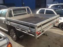 Holden Crewman/Cross 8  Aluminium Tray Back with Sides & Drawer Wollongong Wollongong Area Preview
