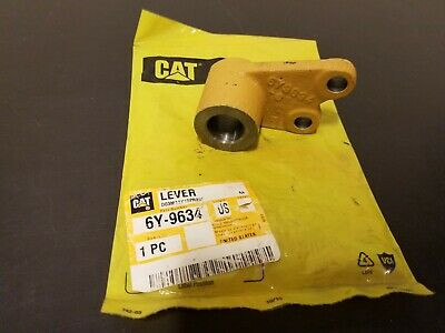 Caterpillar Cat D7 D8 Dozer Winch Implement Control Lever Linkage - 6y-9634