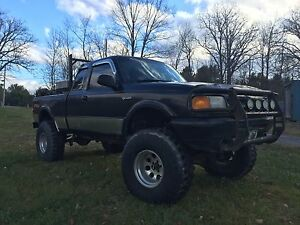 1994 ford ranger monster truck