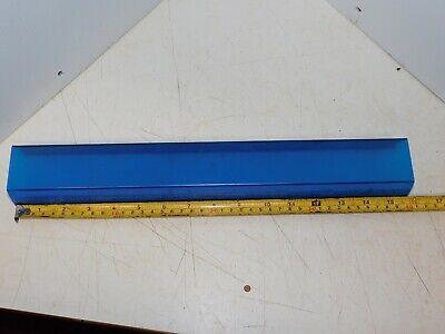 Whelen 16 Inch 15.75 Patriot 9000 Blue Lens 16