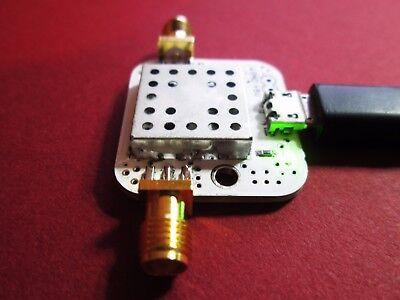 Ultra Low Noise Amplifier 10 - 6000 Mhz Rf Lna Noise Figure 0.8 Db W 40 Db Gain