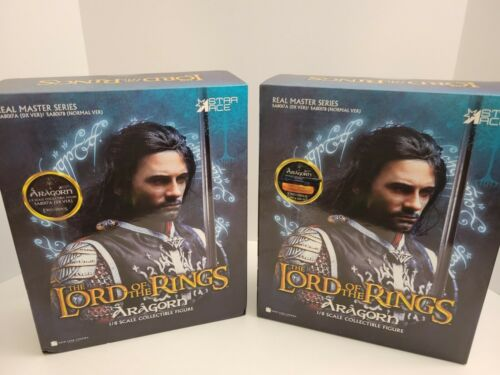 Lord of the Rings Aragorn 2.0 King (Deluxe Version) by Star Ace Toys