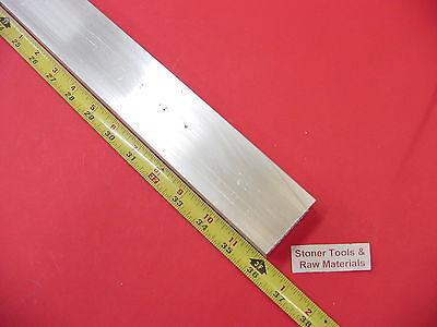 1x 2x 18 Wall Aluminum Rectangle Tube 6063 T52 X 36 Long 1.0x 2.0 X .125