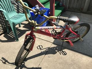 Gravity BMX Bike NEW PRICE