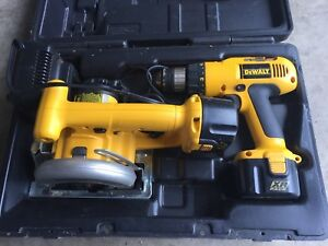 Dewalt tool kit 12V