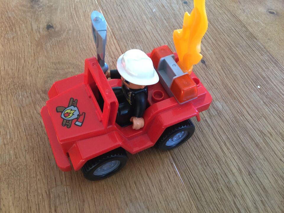 Lego Duplo Feuerwehrauto in Kreis Pinneberg - Borstel-Hohenraden