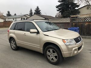 2006 SUZUKI GRAND VITARA 4X4 PERFECT WINTER CAR