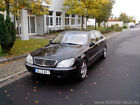 Mercedes S-Klasse W220 600 Test
