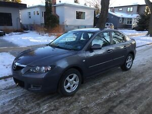 2008 Mazda3 GS, Manual Transmission, 147,000 km