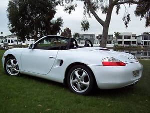 Porsche Boxster Convertible West Lakes Charles Sturt Area Preview