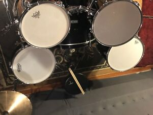 Nice drum kit for sale or trade price reduced