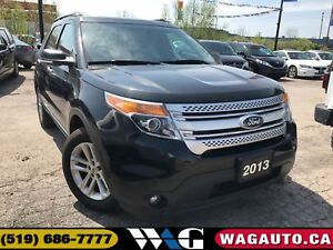 2013 Ford Explorer XLT | WE FINANCE ANY CREDIT | BEST RATES