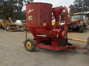 Gehl Bros. Mix All Hammer Mill Carisbrook Central Goldfields Preview
