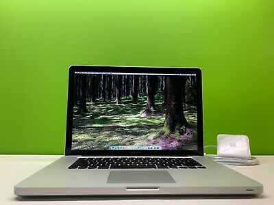 "15"" APPLE MACBOOK PRO / QUAD CORE i7 / 16GB RAM / 500GB SSD  / WARRANTY /"