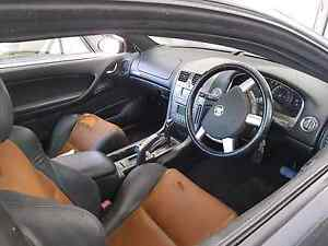 Holden Monaro CV8Z project car Ngunnawal Gungahlin Area Preview