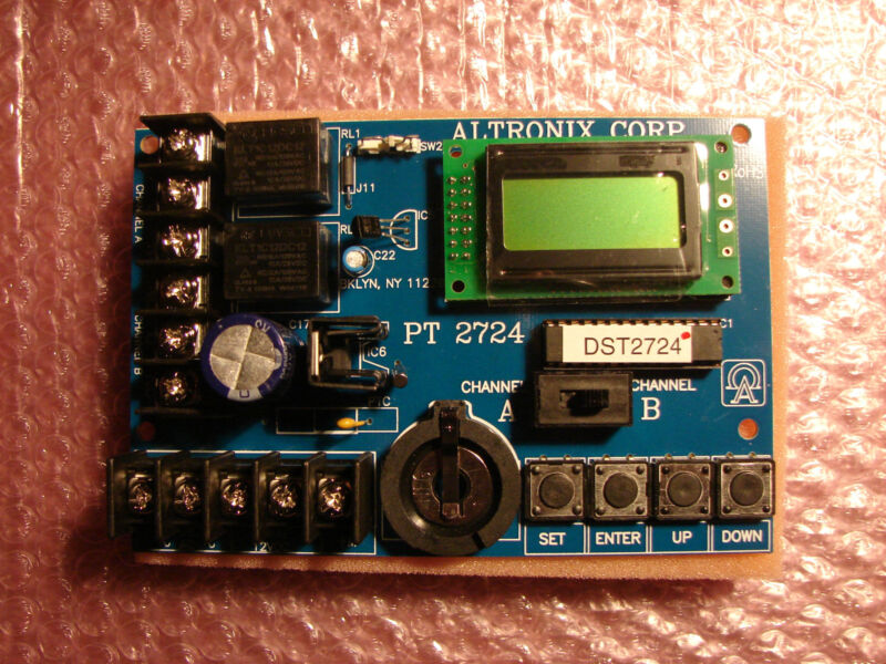 ALTRONIX PT2724 Timer- Annual Event New