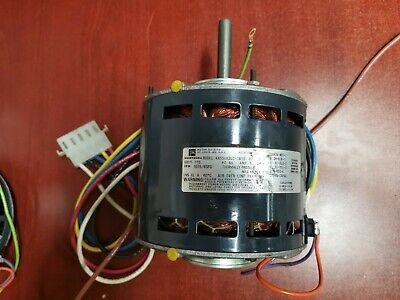 Emerson 13 Hp Psc 48y Single Phase 4 Speed Fan Motor Ka55hxdhk-306 Rev