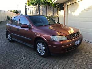 2001 Holden Astra Hatchback Como South Perth Area Preview