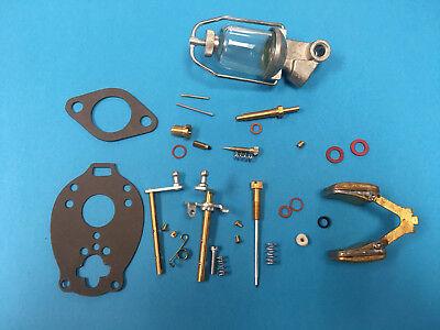 Ford 501 601 701 2000 Tractor Master Complete Carburetor Rebuild Kit Tsx 692 765