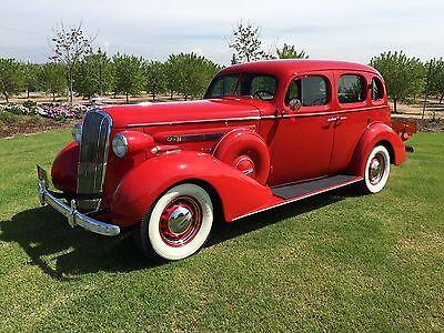 1936 Buick Century  1936 BUICK CENTURY SERIES 60 HARLEY EARL ART DECO RESTORED RESTOMOD  ROD