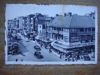 DE PANNE - LA PANNE --- Nieuwpoortlaan ( Express Bar / Friture Piccadilly ...)