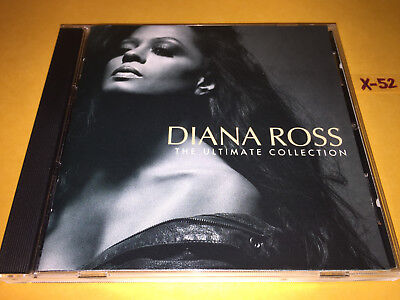 DIANA ROSS 20 hits CD supremes ENDLESS LOVE lionel richie MAHOGANY no mountain