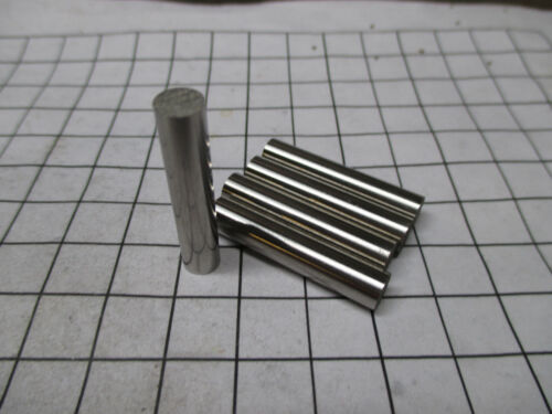 Tungsten Metal Element Sample Tungsten Rod 16.5+g 99.95% Pure - Periodic Table