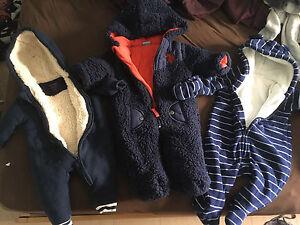 Baby Boy Snowsuits 3-6 months