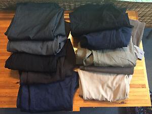 10 pairs of Reitmans dress pants size 9
