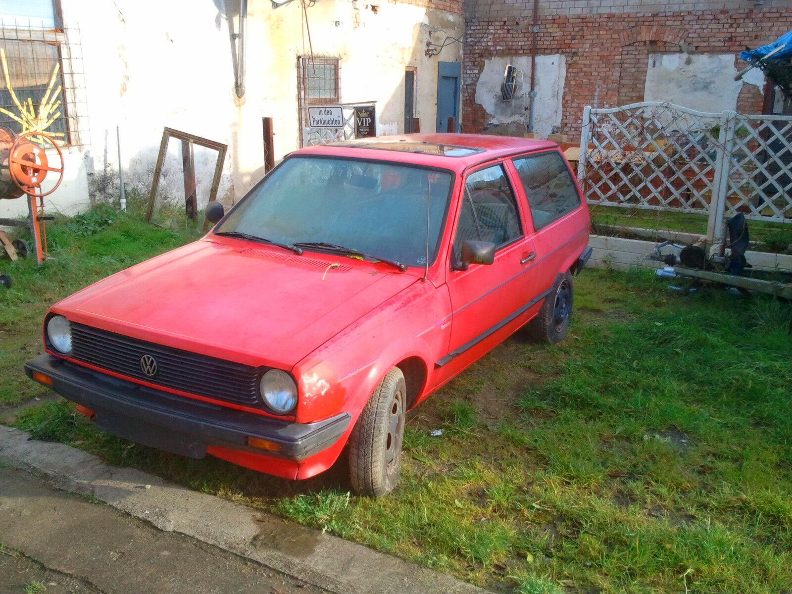 VW Polo aus BJ 1988 ich werde30 jahre