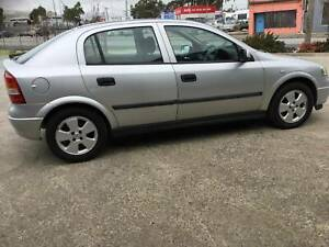 2002 Holden Astra Dandenong Greater Dandenong Preview