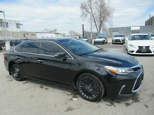 2016 Toyota Avalon Touring ONE OWNER NO ACCIDENTS