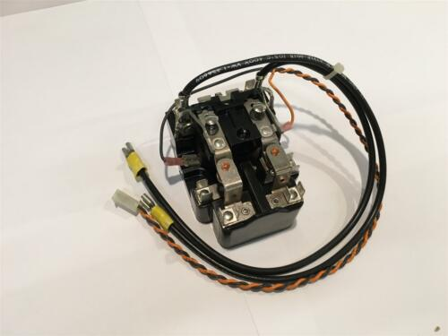 STRUTHERS-DUNN : Contactor : 24 VDC Coil-30 A@28 VDC,10 A@600 VDC : 425 x BX190