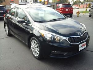 2015 KIA FORTE EX- HEATED FRONT SEATS, BLUETOOTH, ALLOY WHEELS,