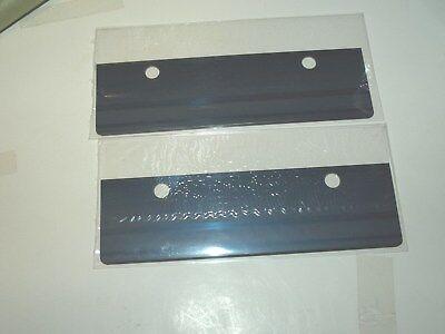 Nip Redi-grill - 2 Each - 6 X 1 34 Grill Scraper Replacement Blades
