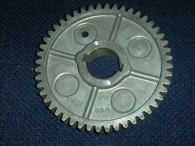 New Oem Factory Part Atlas Craftsman 9-12 Inch Lathe 9-101-48a Change Gear New