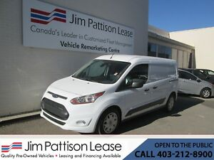 2018 Ford Transit Connect 2.5L FWD XLT Cargo Van w/Partition & S