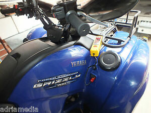 Yamaha Grizzly Batter