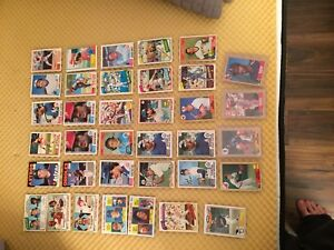 Baseball Cards Lot-70's &80's(Ryan,Rose,RipkenJrDawson/FiskRC)