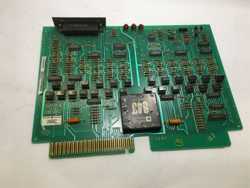 General Electric Ic600Yb900A Parallel Transmitter